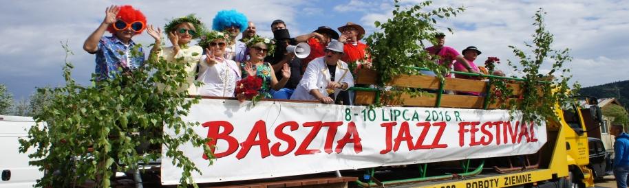 XVII Baszta Jazz Festival - platforma