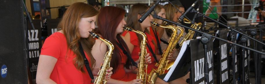 XVII Baszta Jazz Festival przystań