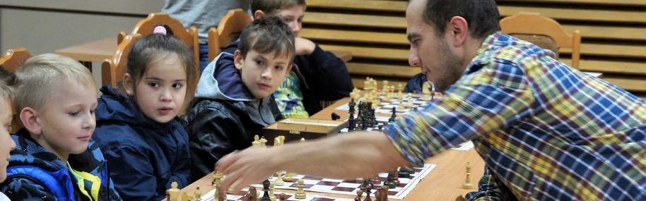 Kółko szachowe w sali kina Baszta w Czchowie (wtorki od 14:30)