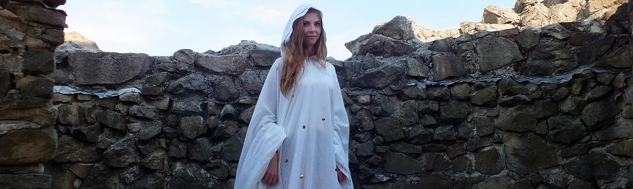 Biała Dama na zamku w Czchowie - Dni Czchowa