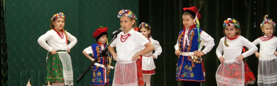 Występ Małych Czchowian dla Babć i Dziadków