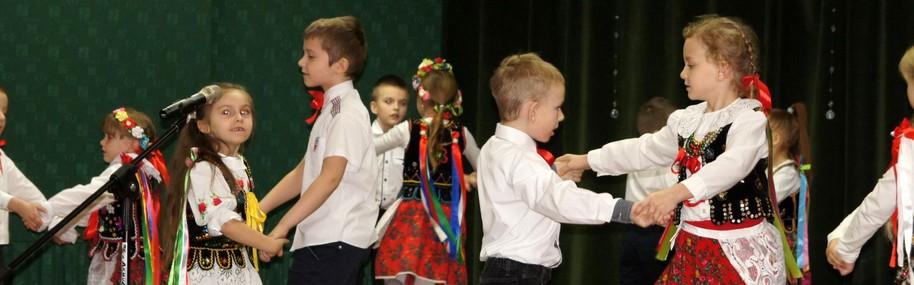 Występ Złocoków dla Babć i Dziadków