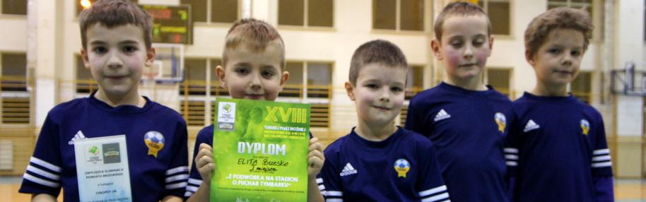 Powiatowe eliminacje XVIII Turnieju Piłki Nożnej U-8, U-10 i U-12